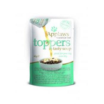 Applaws Cat Topper Tuna 3 pack