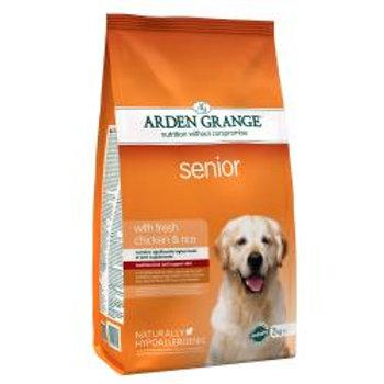 Arden Grange Dog Senior Chicken & Rice