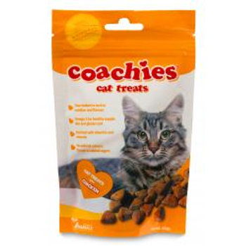 Coachies Cat Treats Chicken