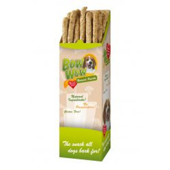 Bow Wow Natural Jerky Snack Sticks
