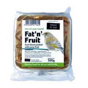 Treat 'N' Eat Fat 'N' Fruit Suet Block