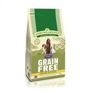 James Wellbeloved Dog Senior Grain Free Lamb & Vegetables