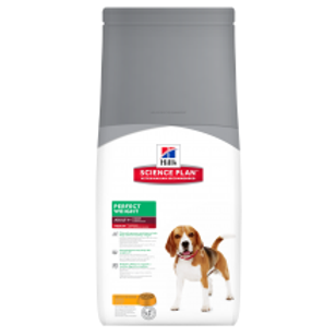 Hills Science Plan Canine Adult Perfect Weight Medium Breed Chicken