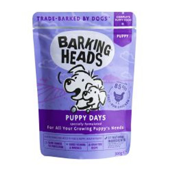 Barking Heads Puppy Days Pouch (New improved recipe!)