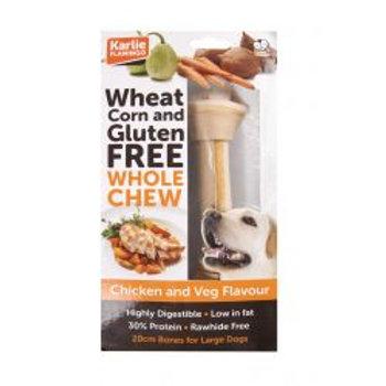 Wholechew Chicken & Veg