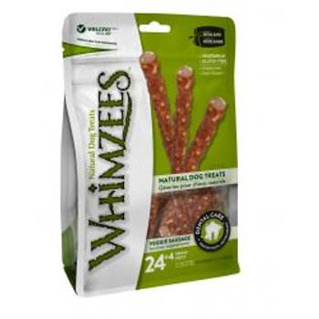 Whimzees Veggie Sausages 28 Pack