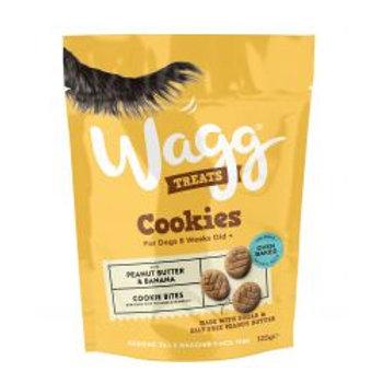 Wagg Cookie Peanut & Banana