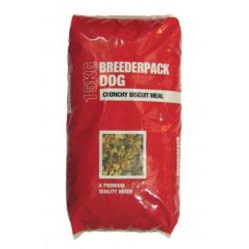 Breederpack Crunchy Dog Meal