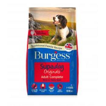 Burgess Supadog Adult Dog Beef