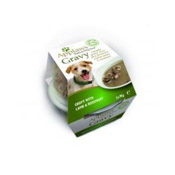Applaws Dog Gravy pot Lamb 2 pack