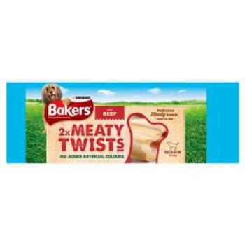 Bakers Meaty Twist