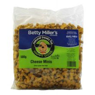 Betty Millers Cheese Minis (Wheat Gluten Free)
