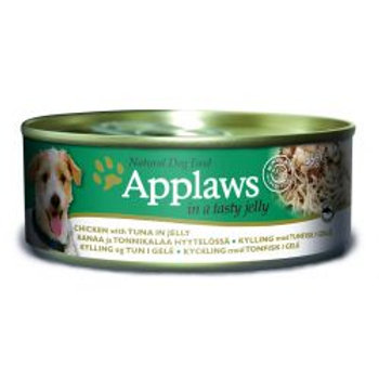 Applaws Dog Chicken & Tuna Jelly