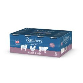 Butchers Meaty Recipe 12 Pack