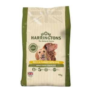 Harringtons Turkey & Veg