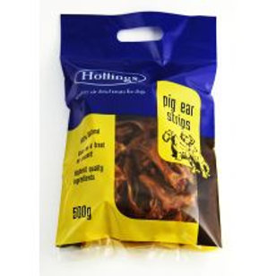 Hollings Pig Ear Strips Carry Bag