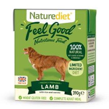 Naturediet Feel Good Lamb