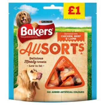 Bakers Allsorts £1