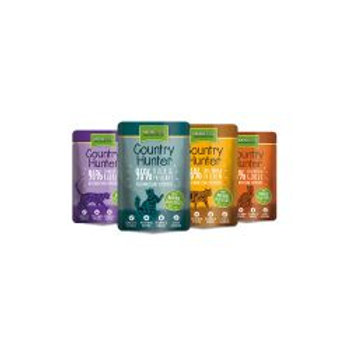 Country Hunter Superfood Selection Cat Pouches