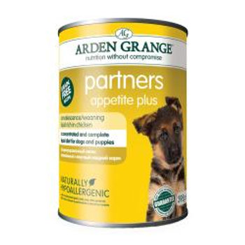 Arden Grange Dog Partners Appetite Plus