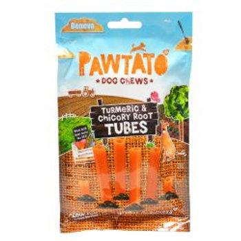 Benevo Pawtato Tubes Turmeric & Chicory Root