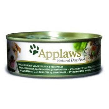 Applaws Dog Chicken & Beef