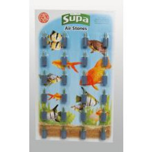 Supa Air Stones Carded