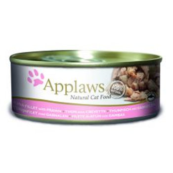 Applaws Cat Tuna & Prawn