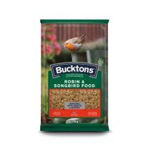 Buckton Robin & Songbird