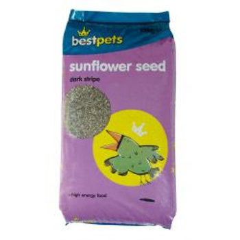 Bestpets Striped Sunflower Seed