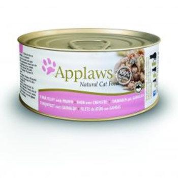 Applaws Cat Tuna & Prawn