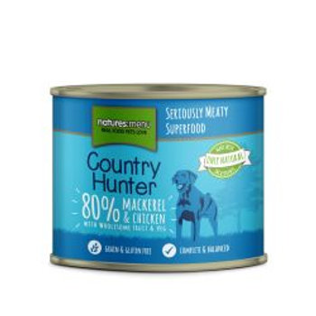 Country Hunter Mackerel & Chicken Can