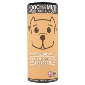 Pooch & Mutt Puppy Development Mini Bone Treat