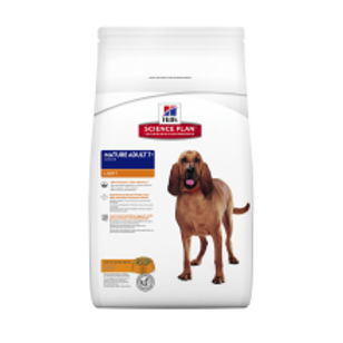 Hills Science Plan Canine Mature Adult 7+ Light with Chicken