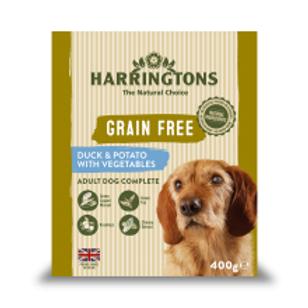 Harringtons Duck Grain Free