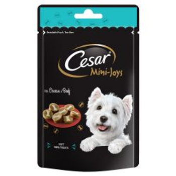 Cesar Treat Mini Beef & Cheese