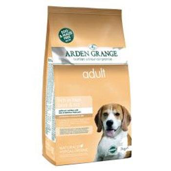 Arden Grange Dog Adult Pork & Rice