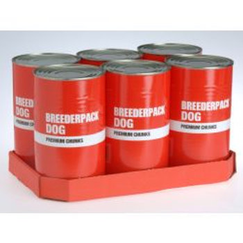 Breederpack Dog Premium Chunks