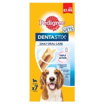 Pedigree Dentastix Medium PM £1.95
