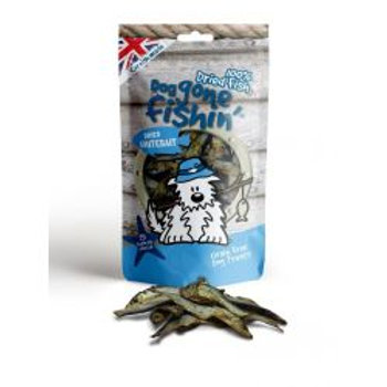 Dog Gone Fishin Dried Whitebait
