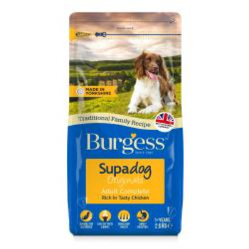 Burgess Supadog Adult Chicken