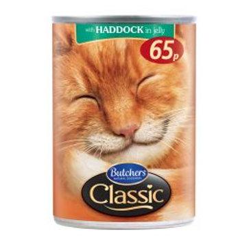 Classic Cat Haddock 65p