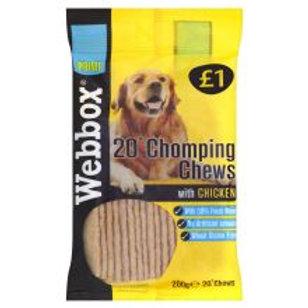 Webbox Chomp Chicken £1