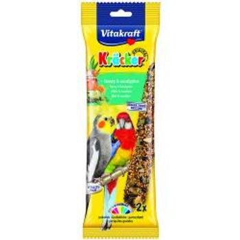 Vitakraft Australian Cockatiel Stick Honey 180g