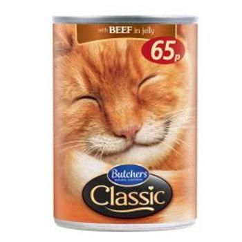 Classic Cat Beef 65p