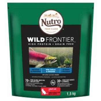 Nutro Cat Wild Frontier Adult Salmon & Whitefish 1.5kg