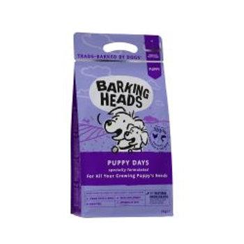 Barking Heads Puppy Days (New improved recipe!)