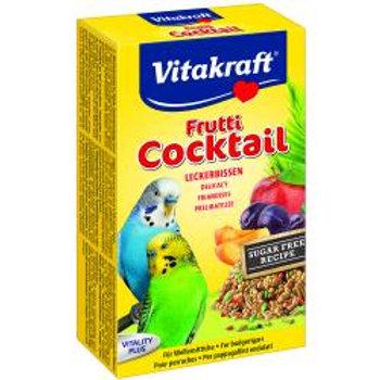 Vitakraft Budgie Fruit Cocktail 200g