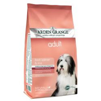 Arden Grange Dog Adult Salmon & Rice