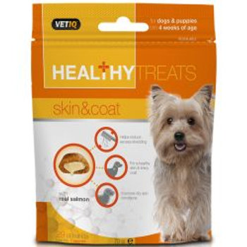 VETIQ Healthy Treats Skin & Coat Dog